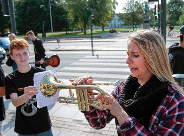 Pressemed., Musikefterskolen